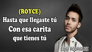 Cnco Prince Royce Llegaste T Letra.mp3