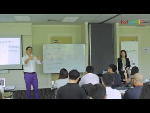 MSA Launch 2014 - Jocelyn Ling & Daniel Stillman -  Experience Design and Systems Thinking ( Part 2)