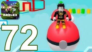 ROBLOX - Gameplay Walkthrough Part 72 - Easy Fun Obby (iOS, Android)