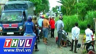 THVL | Tai nạn xe máy ở Bạc Liêu, 2 người nguy kịch