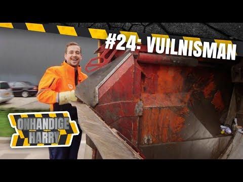 VUILNIS OPHALEN - ONHANDIGE HARRY #24