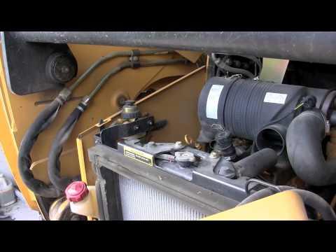 John Deere 328 skid loader maintenance