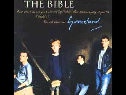 THE BIBLE - HONEY BE GOOD  1989