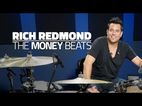 Rich Redmond - The Money Beats (FULL DRUM LESSON)