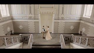Нежное свадебное видео Вадима и Юлии. Свадебный клип