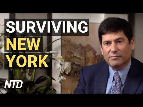 Why Are Businesses Leaving? The Inside Story of Doing Business in NYC | NTD Business Leaders