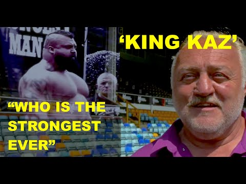 KAZ - Who is the STRONGEST OF ALL TIME?