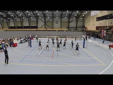 NM U15 - Austrått - KSK - Finale 1. sett