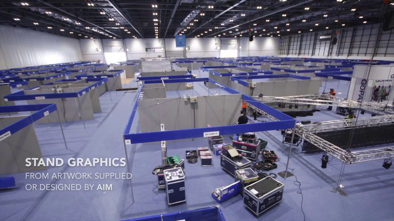 Exhibition Stand Design Devon : Pop up exhibition stand