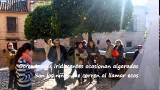 Baños de la Encina  III Encuentro Poetas de Sierra Morena  Por Santiago Pablo Romero