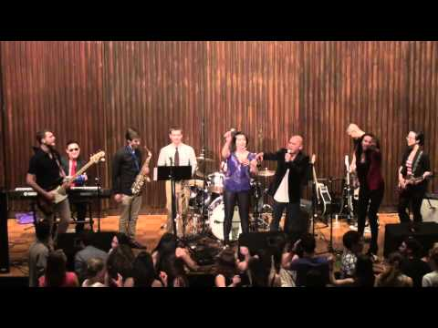 Class of 2017 Band-Uptown Funk (Mark Ronson cover)