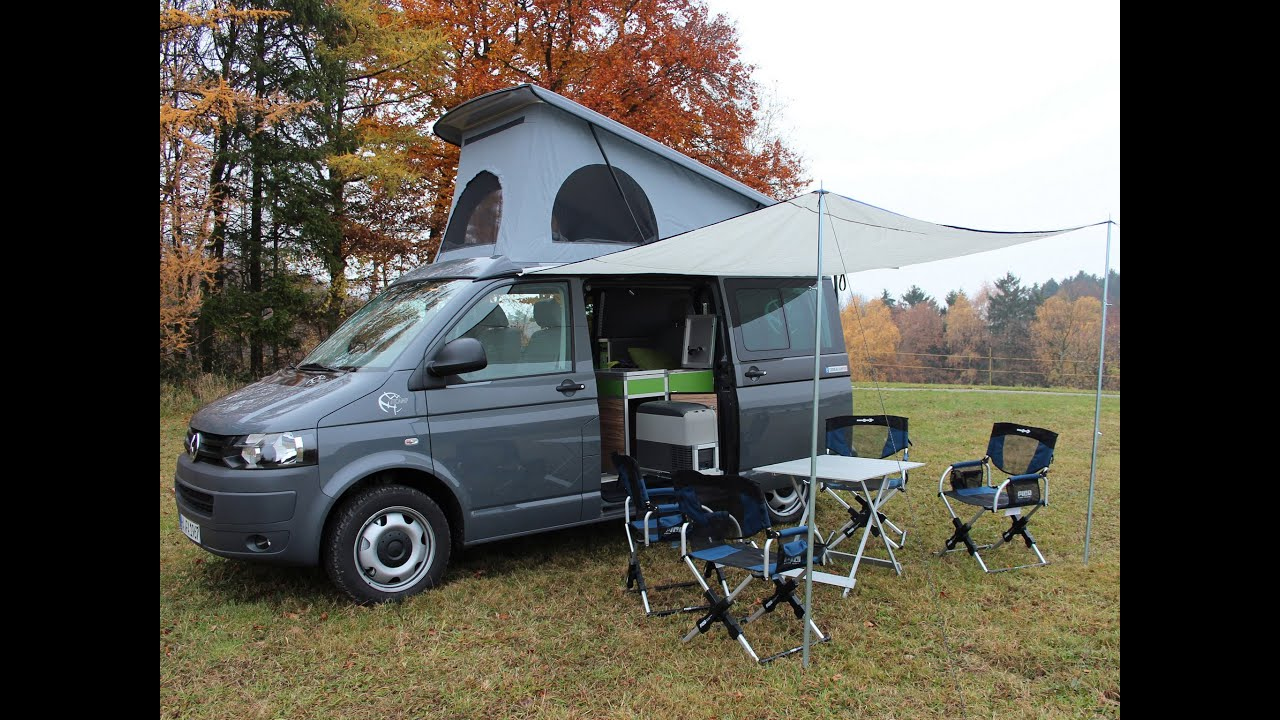 terra camper volkswagen t5 tecamp doovi. Black Bedroom Furniture Sets. Home Design Ideas