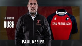More on PRO Rugby Situation: Coach Paul Keeler Tells His Side