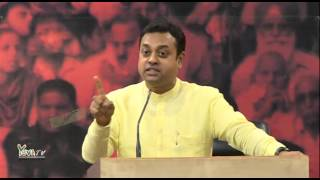 Dr. Sambit Patra address