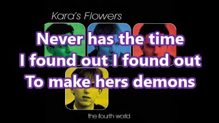 Watch Karas Flowers The Never Saga video