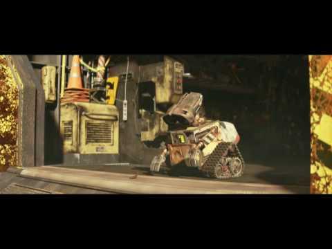 WALL-E HD 1080p Trailer
