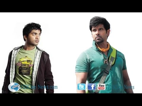 Vikram's Next With Simbu's Director| 123 Cine News | Tamil Cine News Online