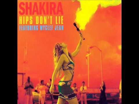 Shakira  Hips Dont Lie Bamboo Remix single
