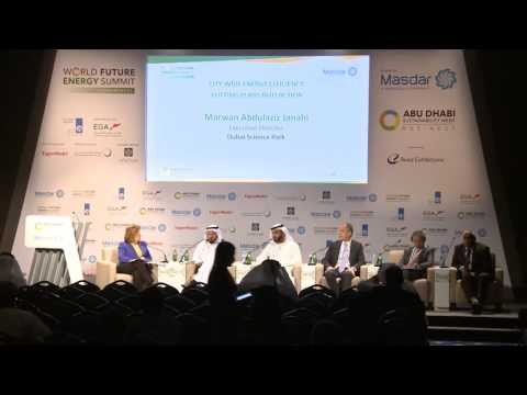 City Wide Energy Efficiency Putting Plans Into Action | WFES Conference