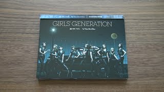 Unboxing Girls' Generation 3rd Japanese Single MR.TAXI / Run Devil Run [Deluxe Limited Edition]