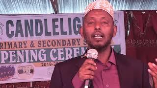 Dugsiga à la lueur des Chandelles Oui Munaasibad Aabaal Marin OH u Qabtay Ardayda Sable Dugseyeedaka 2018 ilaa 2019