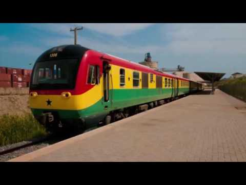 RAIL IS THE WAY... PRESIDENT MAHAMA AND THE NDC KNOW THE WAY