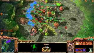 Destiny (Z) vs. ROOTCatZ (Z) - Starcraft 2 Ladder