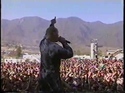 "Disturbed - ""Stupify"" Live Ozzfest 2000"
