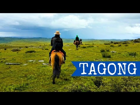 Tagong, Kham region, Sichuan Province, China | Horse Riding Travel Video 2016 | TravelGretl Full HD