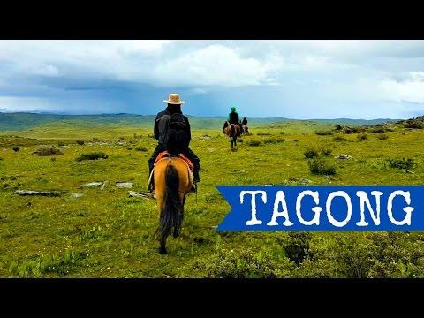 Tagong, Kham region, Sichuan Province, China | Horse Riding Travel Video 2016 | TravelGretl Full HD