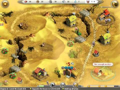 Viking Saga 3: Epic Adventure - Level 16  
