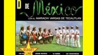 Mariachi Vargas de Tecalitlan  El Rascapetate