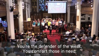 LIVE STREAM - Gospel Choir Service 6.30pm 13 May '18 from Jesmond Parish Church, Newcastle UK