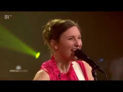 Helga Brenninger & Band live bei der Abendschau im BR