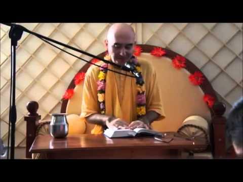 Бхагавад Гита 4.33 - Бхактиведанта Садху Свами