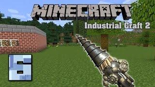 Minecraft [Industrial Craft 2] #6 Создание шахтерского бура(Minecraft [Industrial Craft 2] - создание шахтерского бура, для которого придется сделать силовой агрегат, электромотор,..., 2016-08-15T14:00:00.000Z)
