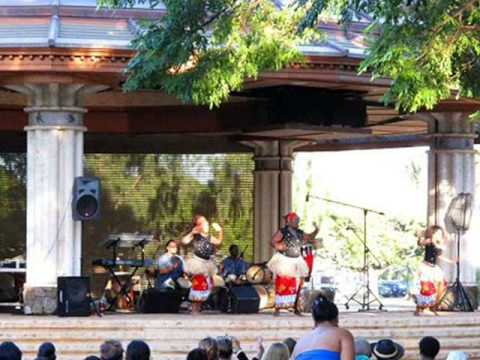 キング牧師Day(Martin Luther King Jr.Day)@Kapiolani Park, Hawaii ...