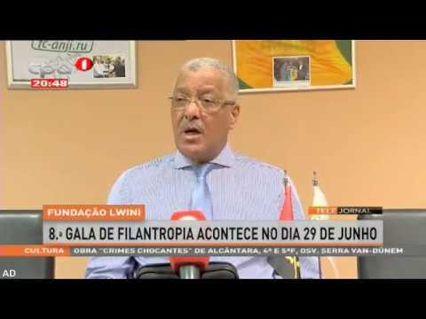 FUNDAÇÃO LWINI 8ª GALA DENOMINADA MOMENTO SOLIDÁRIO