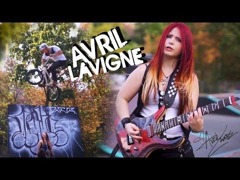 AVRIL LAVIGNE - Sk8er Boi [GUITAR COVER] | Jassy J