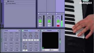 How To Build EDM Chords w/ Ableton Live - The Petti Test Ep.5 (Guest: Zac Baird, KORN)