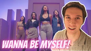 DANCER REACTS TO 마마무(MAMAMOO) - WANNA BE MYSELF [MV]
