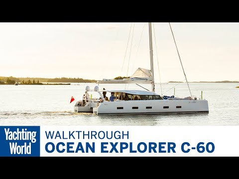 Ocean Explorer C-60 | First Look | Yachting World