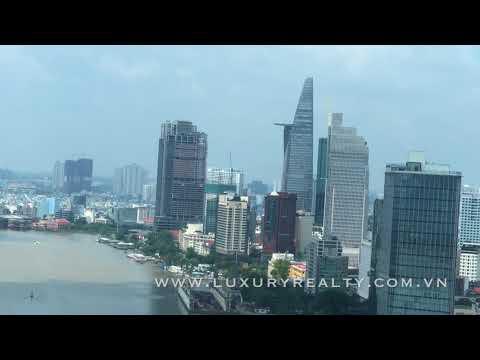 Vinhomes Golden River for rent in Aqua 2 2 bedrooms [Best view]