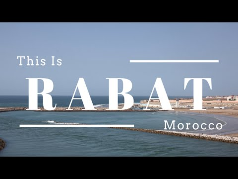 This is Rabat, Morocco
