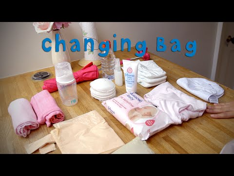 Baby Packing List - Changing Bag Essentials JOHNSON'S® Baby