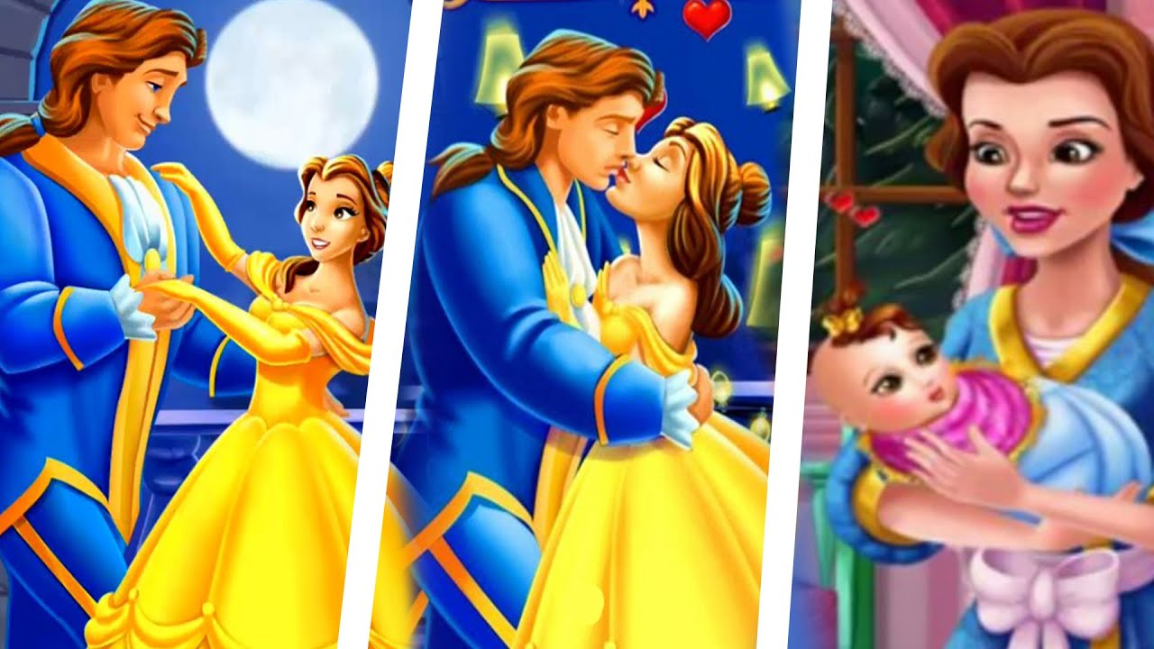 Beauty And The Beast Love Story