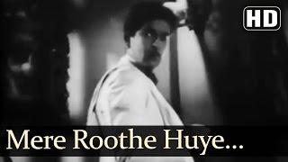 Mere Roothe Huye Chanda - Bawre Nain Songs - Raj Kapoor - Geeta Bali - Mohammed Rafi - Asha Bhosle