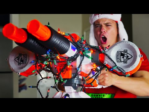 Nerf War: Christmas Warfare