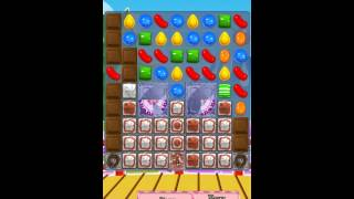 Candy Crush Saga Level 379 iPhone No Boosts