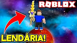 WE GOT the LEGENDARY ROBLOX SWORD